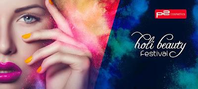 p2 Limited Edition: Holi Beauty Festival  - www.annitschkasblog.de