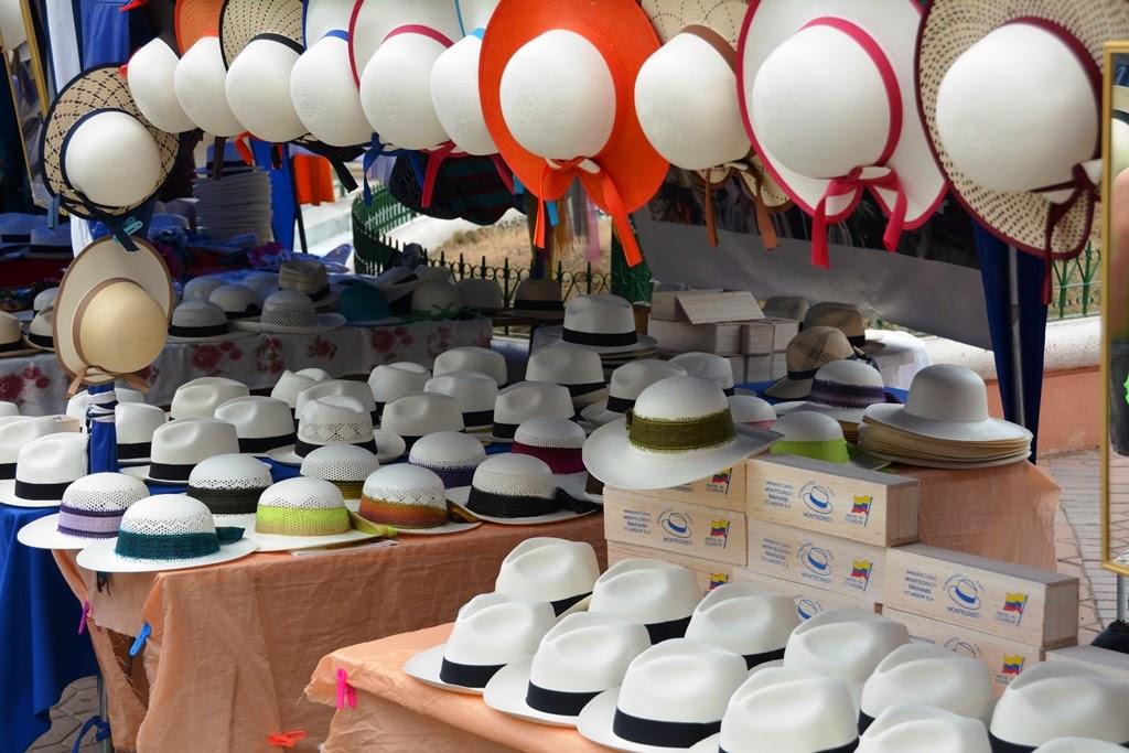 Panama Hats Montecristi