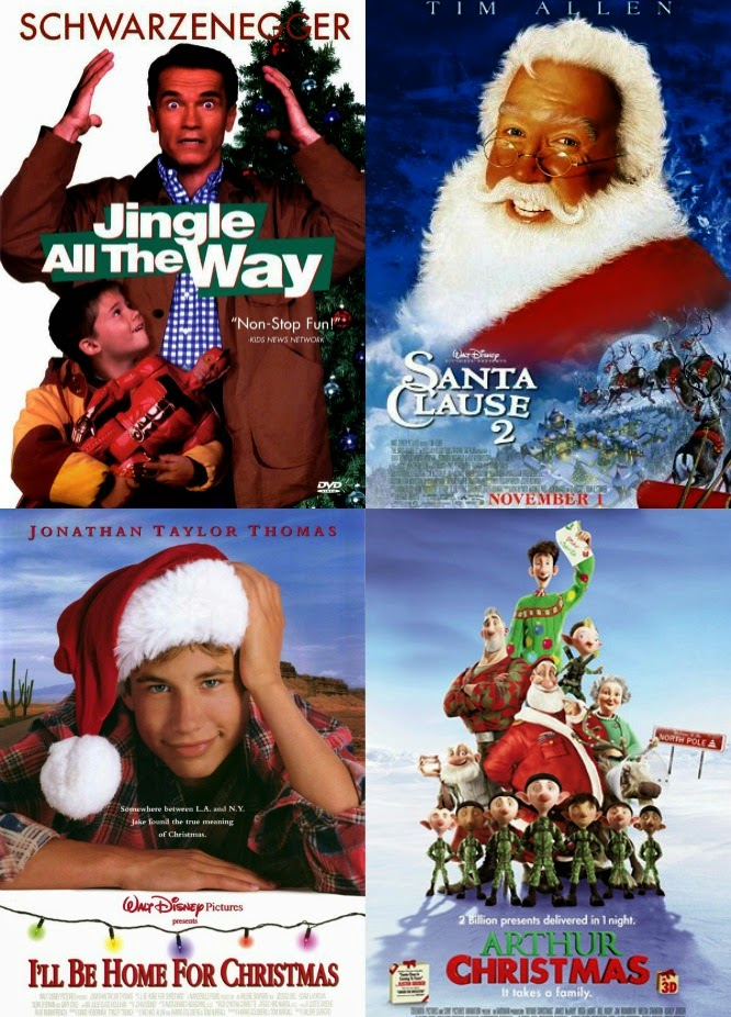 Christmas Movies You HAVE To Watch | Life Love and Hiccups ...