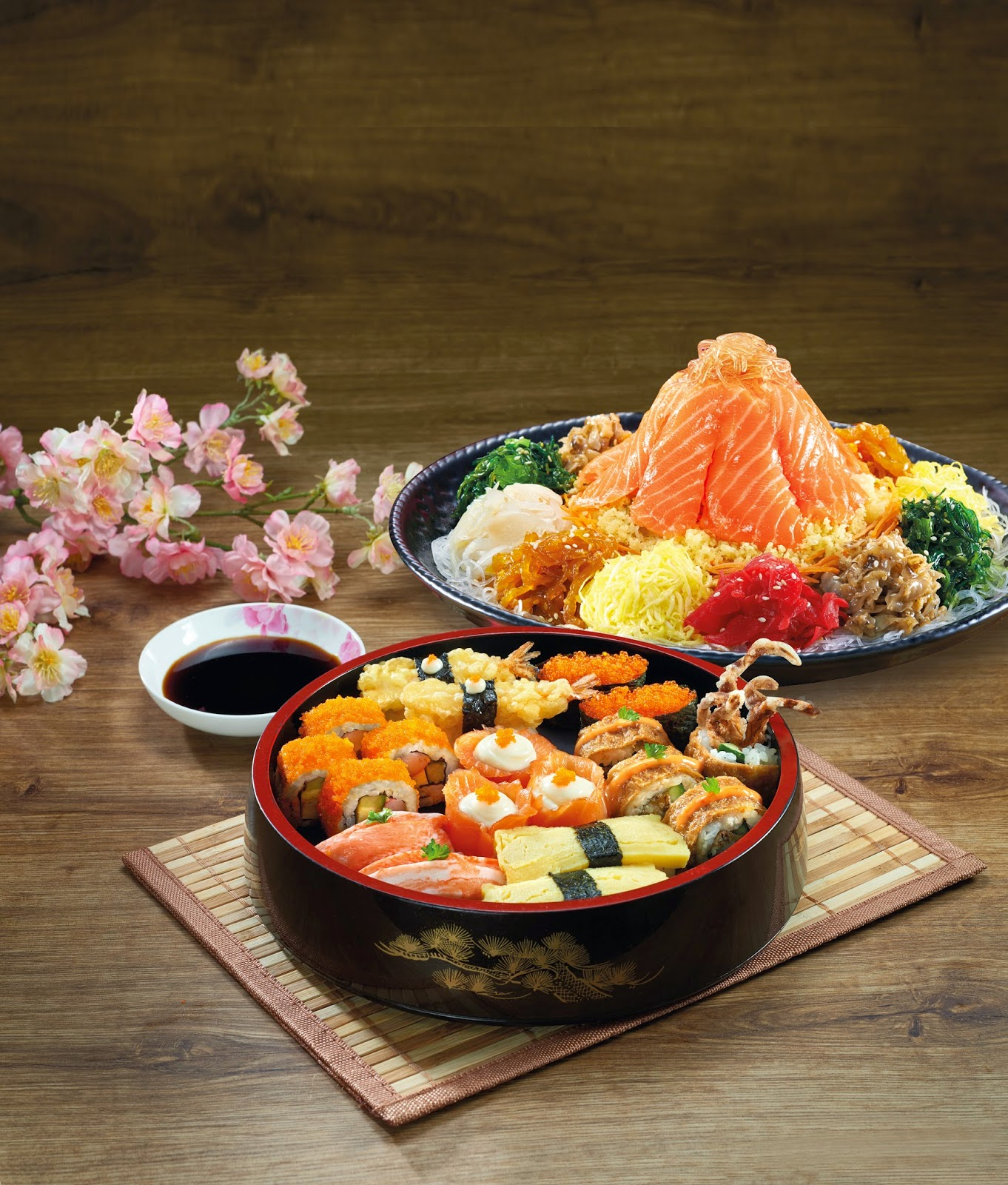 sakae sushi malaysia background information Sakae sushi johor bahru brings you exclusive sushi menu along with sashimi and different side dishes at the comfort of your home, order for a small group or organize an exclusive party, the different sushi set options listed on sakae sushi menu.