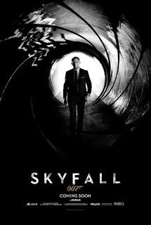 Skyfall, James Bond, movie
