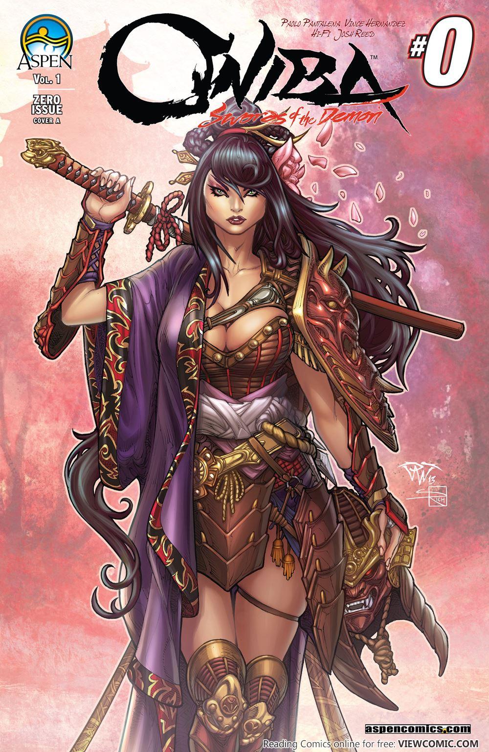 Oniba – Swords of the Demon