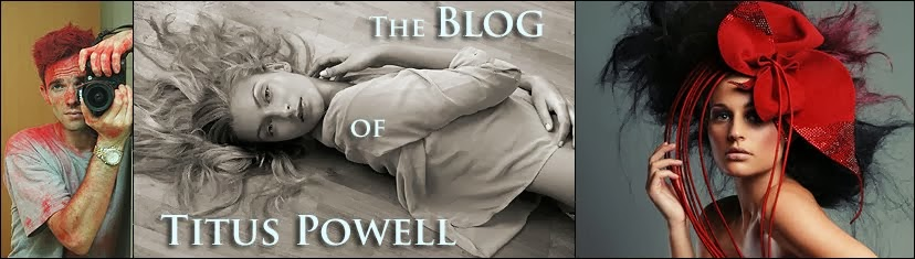 The Blog of Titus Powell