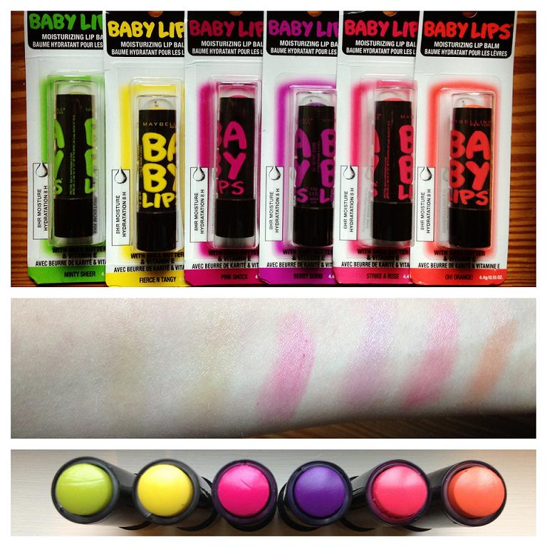 image used with permission by reader EllieBaby Lips Electro