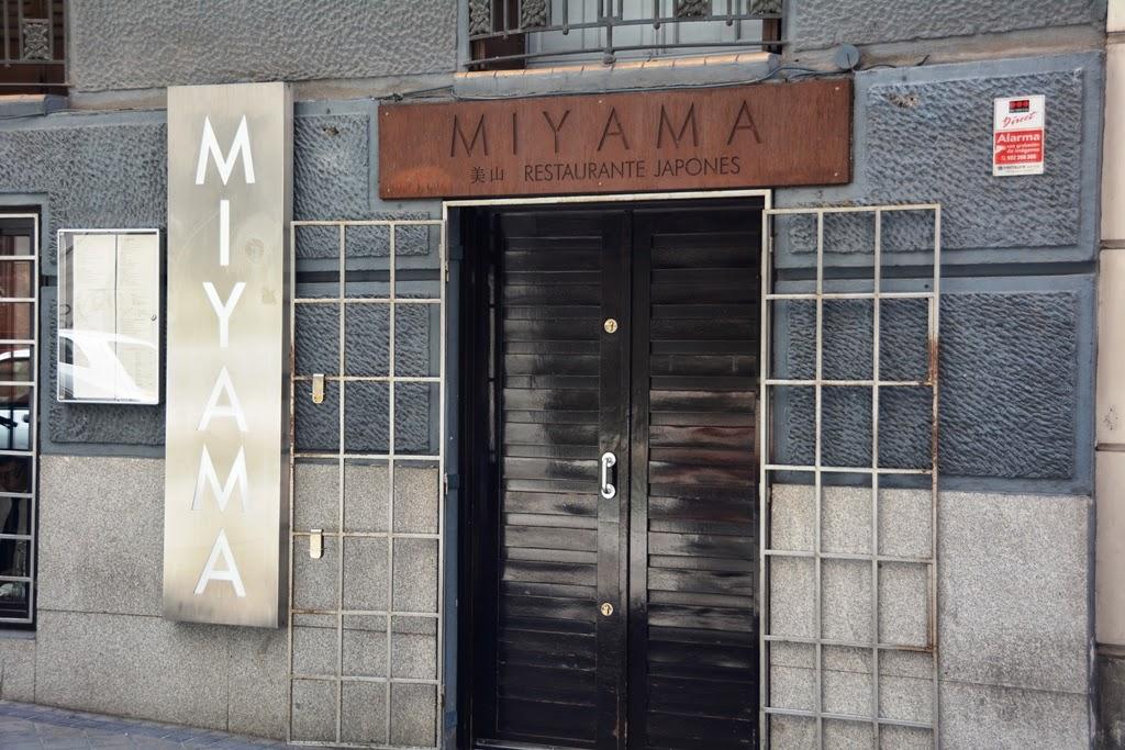 Restaurant Miyama Madrid
