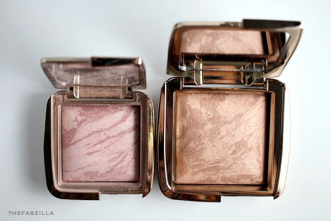 Hourglass Ambient Lighting Bronzer, Radiant Light Bronze, Review, Swatch, Hourglass ambient lighting blush review