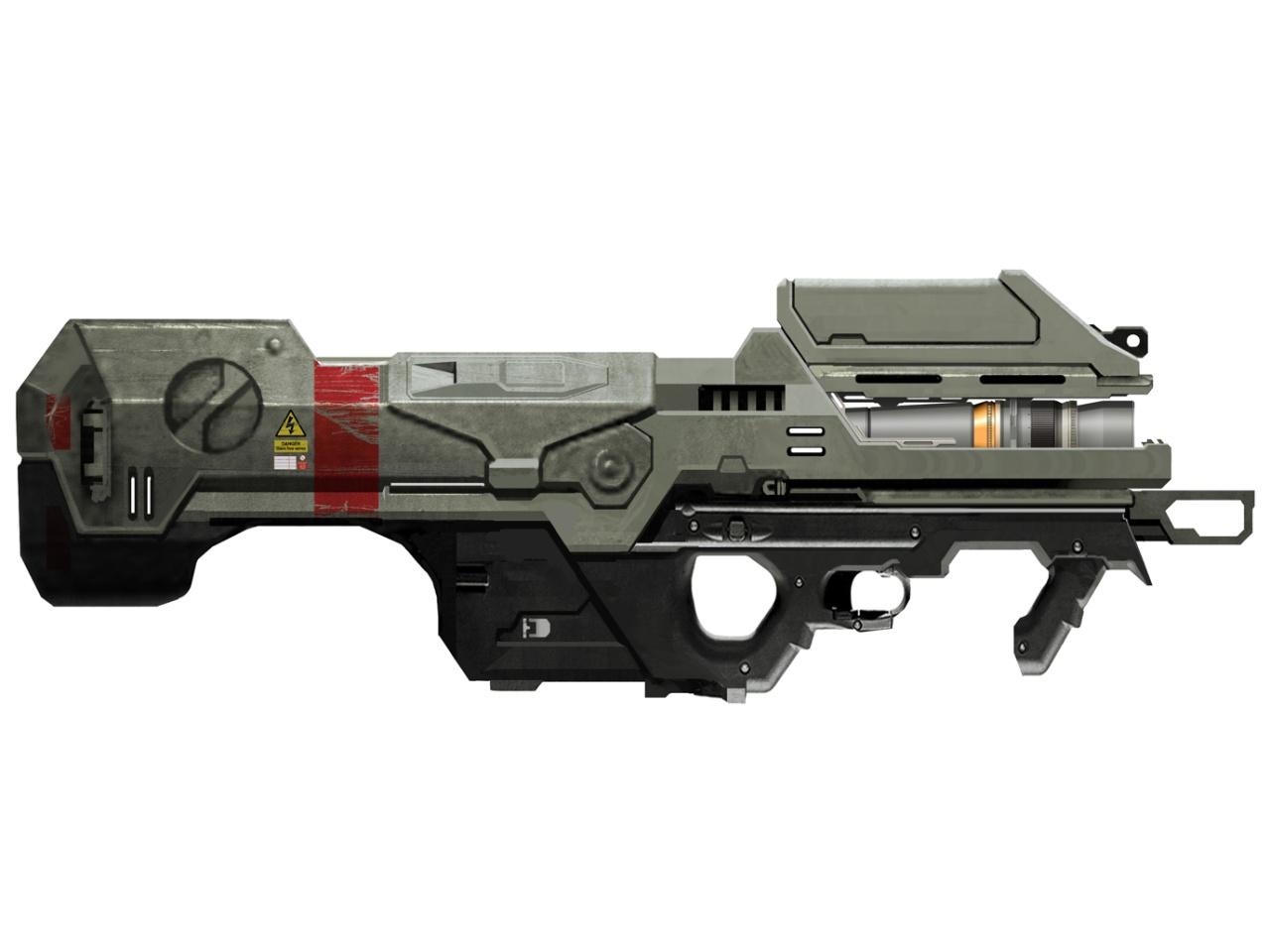 Spartan laser aka splazer