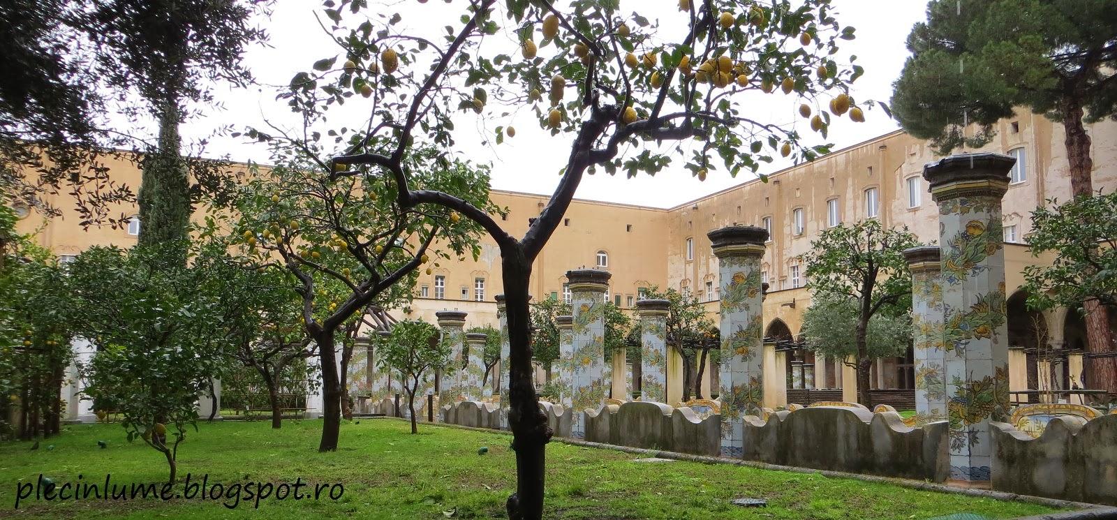Gradina din Santa Chiara