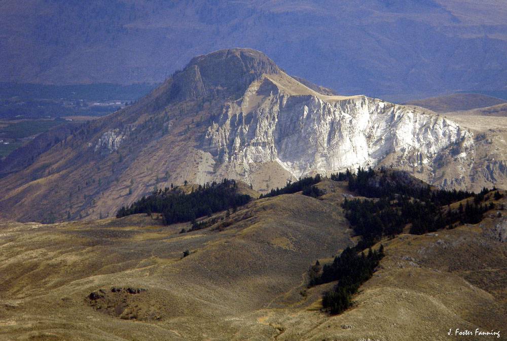 Elevation Of Stone Mountain : The okanogan highlands landscapes of
