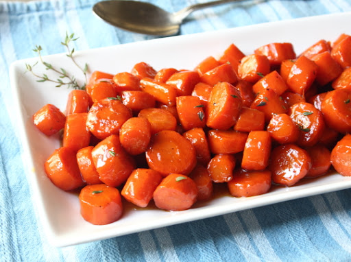 Bourbon-Glazed Carrots – An Easter Side Dish that Really Shines