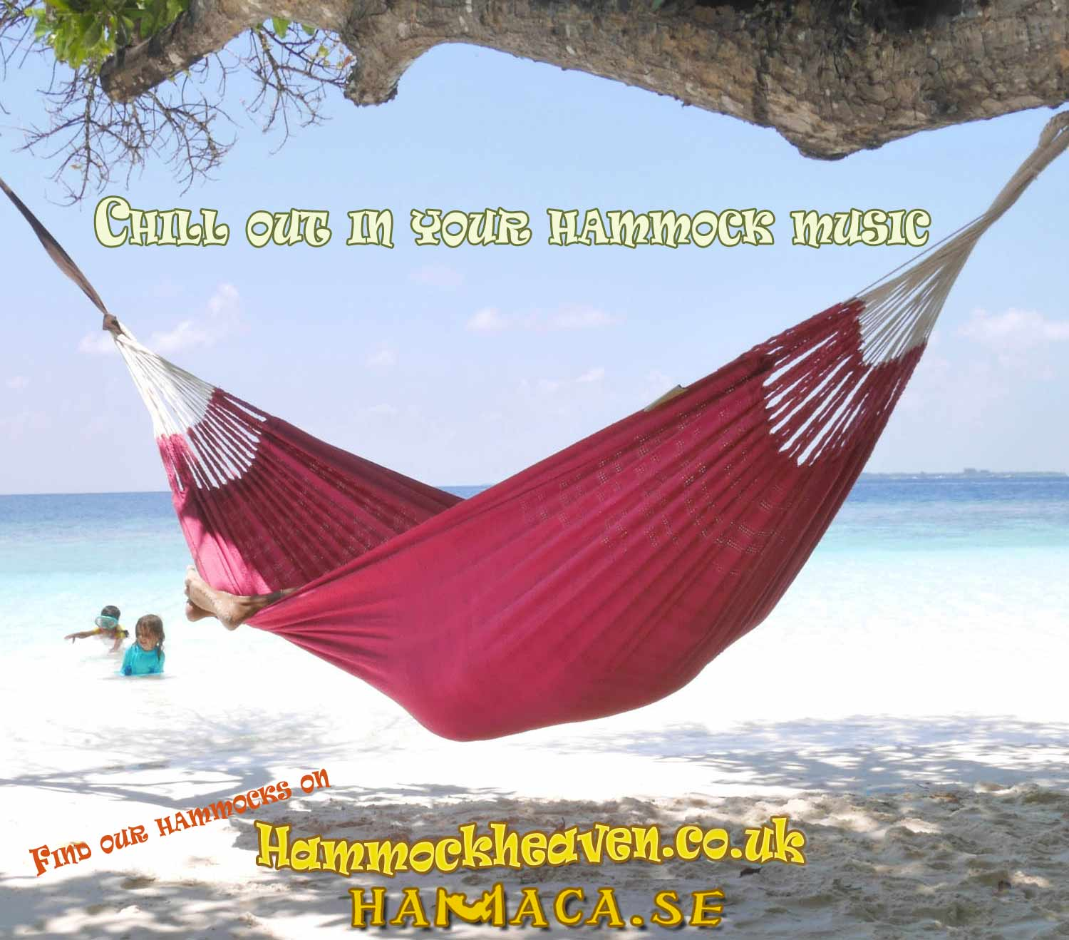 Hammocks etc: Chill out in your hammock music