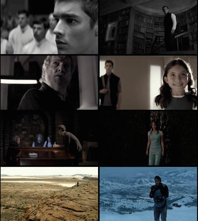 The Giver 2014 Dual Audio Hindi BRRip 480p