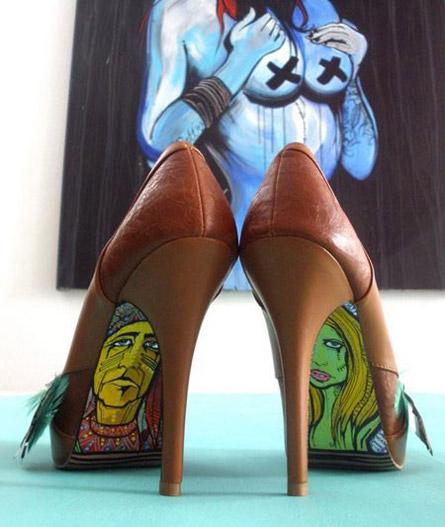 П ботинки