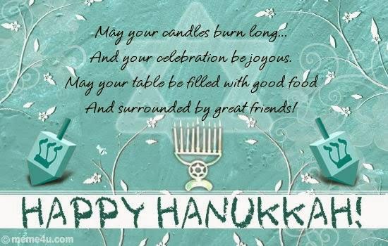 how to wish someone a happy hanukkah