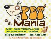 BANHO MANIA