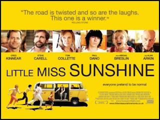 Cartel de Pequeña Miss Sunshine (Jonathan Dayton y Valerie Faris, 2006)