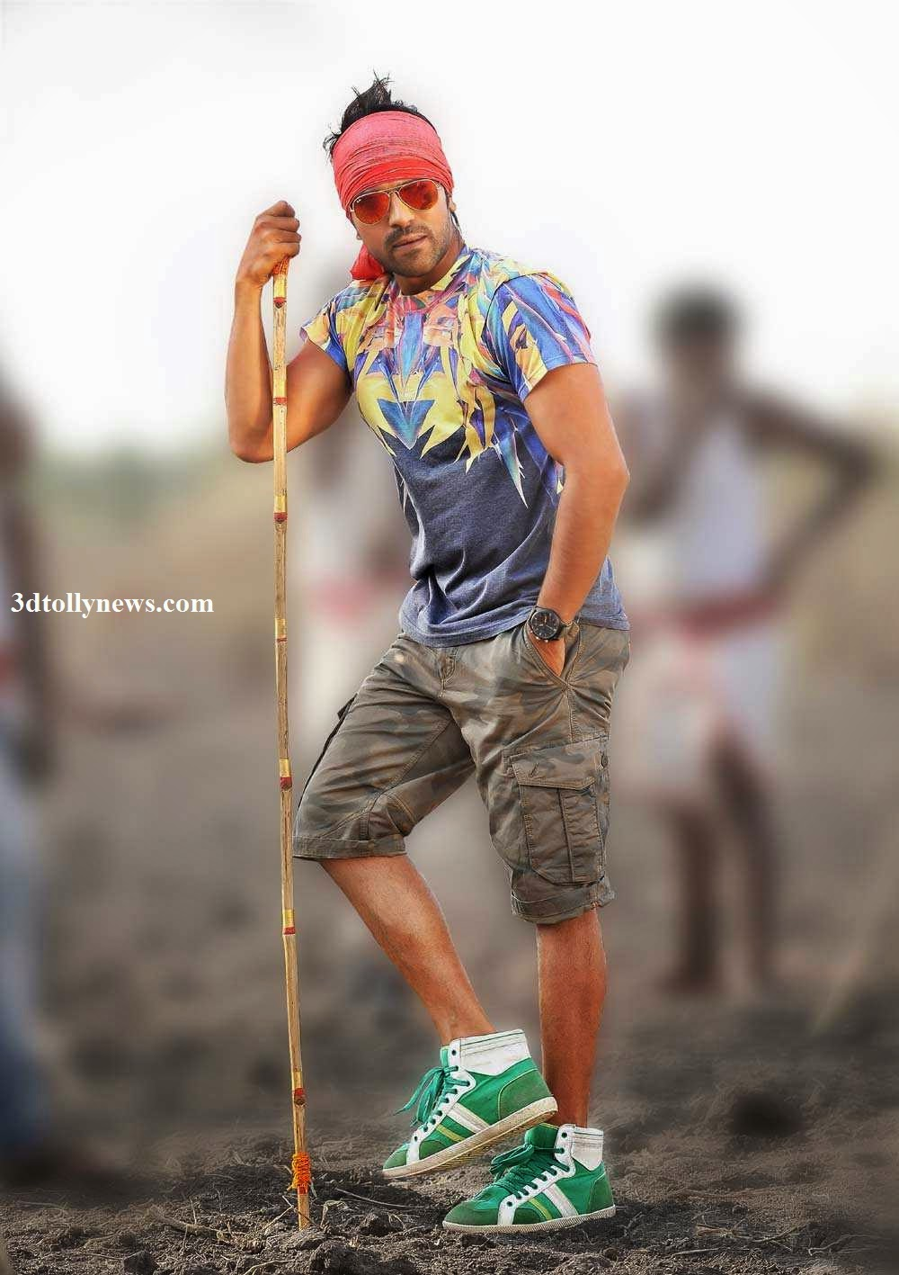 Ram-charan-teja-new-look