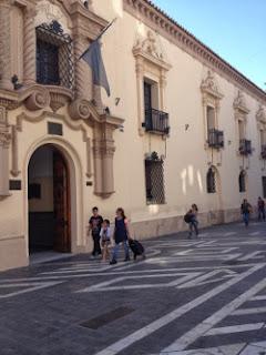 La Manzana Jesuítica a Córdoba