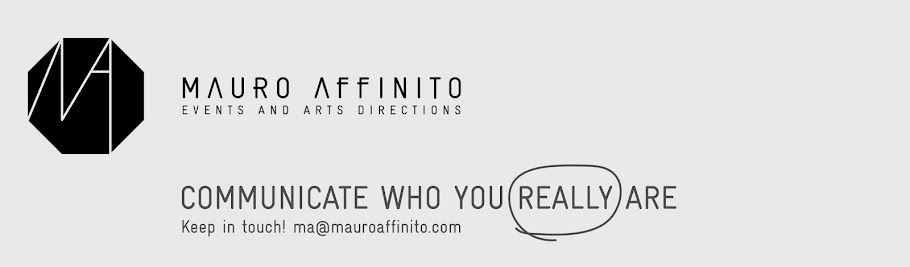 Mauro Affinito Events and Arts Director