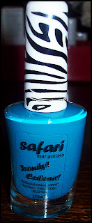 safari lakier do paznokci