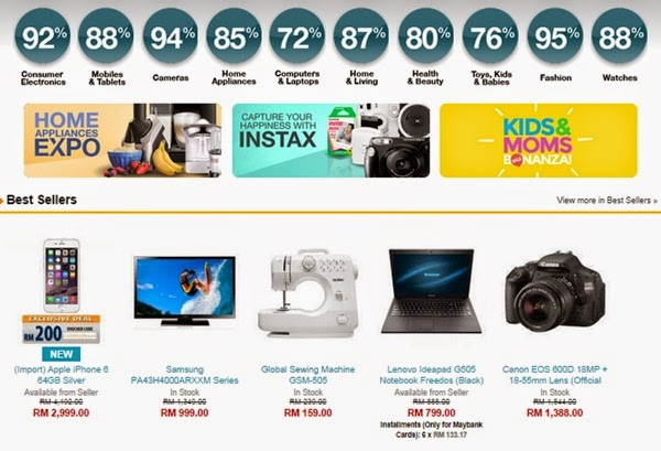 MYCyberSALE The Biggest Sale Online