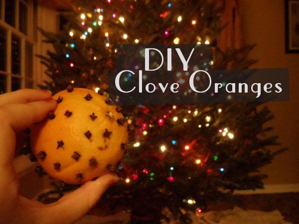 How to Make Clove Oranges