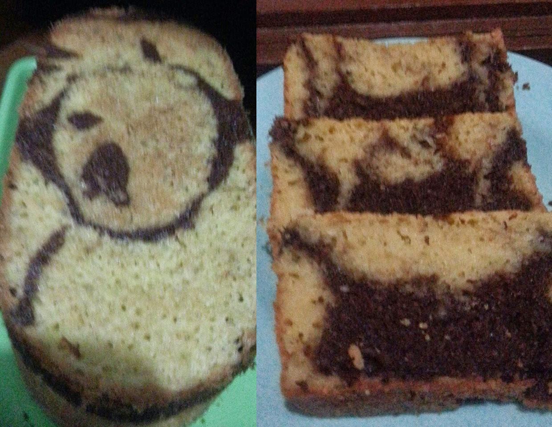 Resep Cake Singkong Panggang EMpuk Sederhana