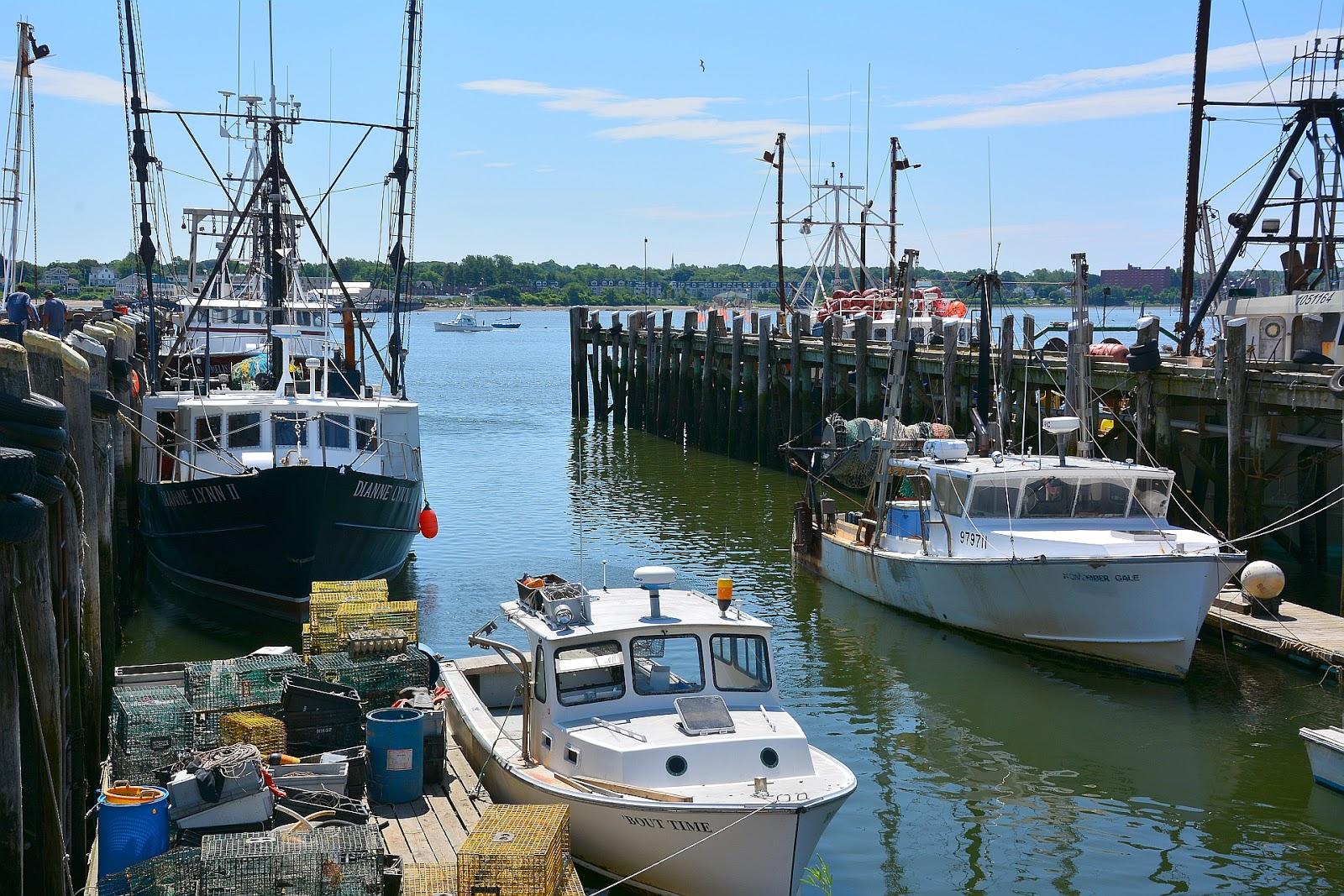 Portland maine history 1786 to present blog fishing boats for Portland maine fishing
