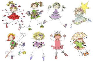 Dibujos de Muñecas