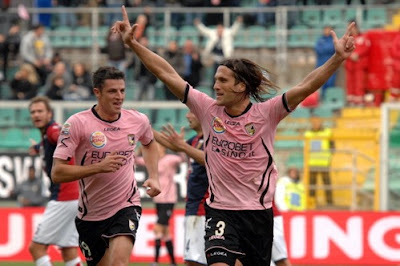 Palermo Genoa 5-3 highlights