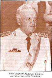 Asunción de Leopoldo Galtieri