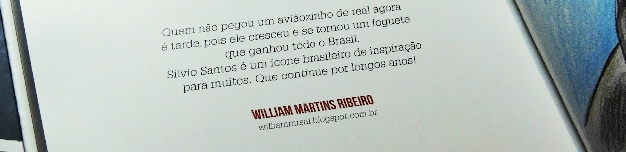 WILLIAM MARTINS RIBEIRO