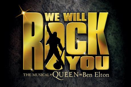 we will rock you минусовка