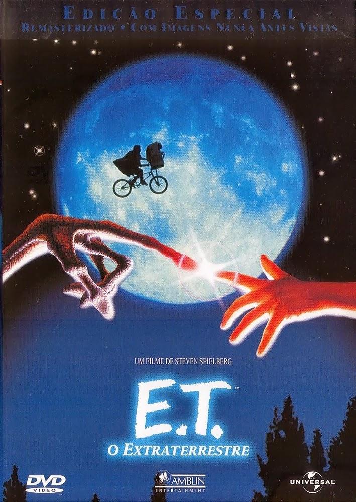 E.T.: O Extraterrestre – Dublado (1982)