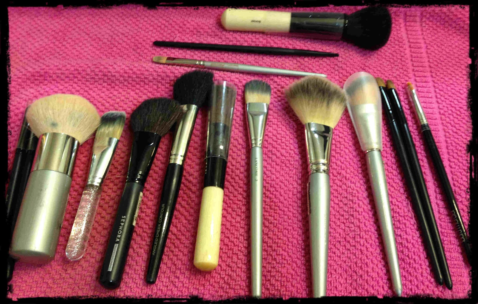 How often should you wash your makeup brushes