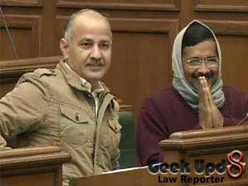 Arvind Kejriwal resigns as Delhi CM