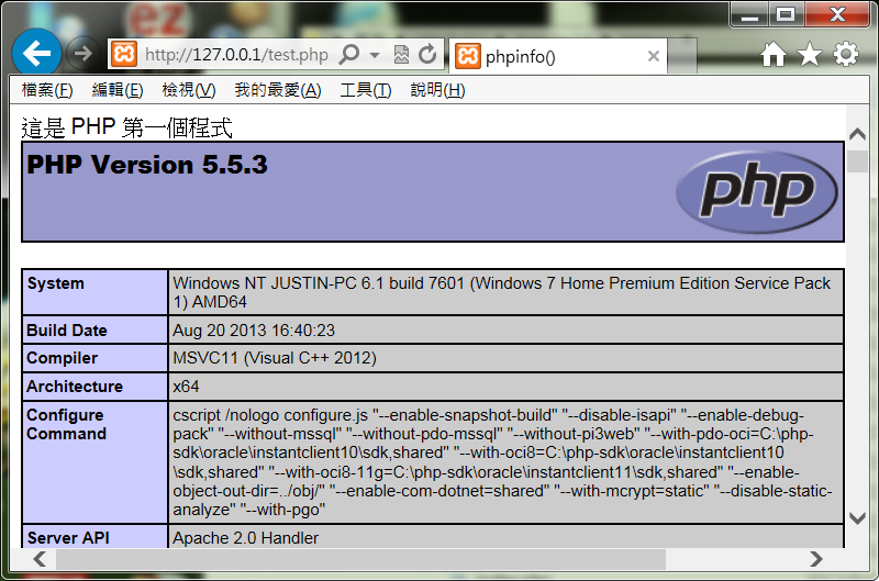plesk application x-httpd-php