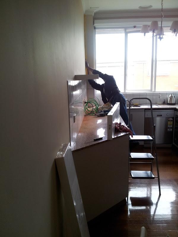 IKEA Lack Floating Shelf