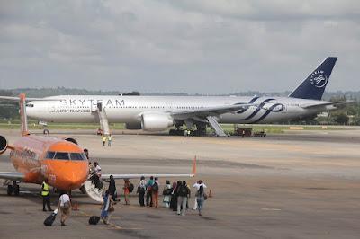 Air France, Mombasa, pokolgép, utasszállító repülőgép, Kenia