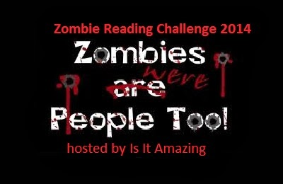 Zombie Reading Challenge Sign Up