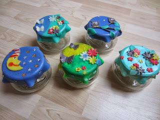Vanamas kinder und familien blog leere gl ser neu dekorieren - Glaser dekorieren ...