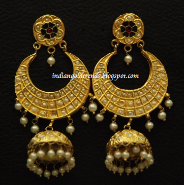 Chand Bali Earring Designs