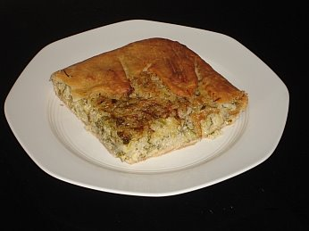 ... Mitsos recommends...: Greek Courgette (Zucchini) Pie (Kolokithopita