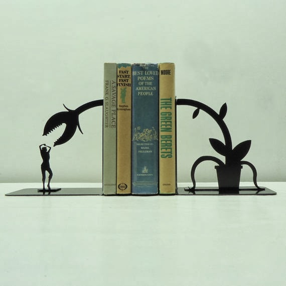 Most Fun Bookends Ever