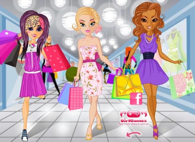 العاب التسوق