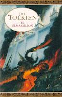 El Silmarilion, portada