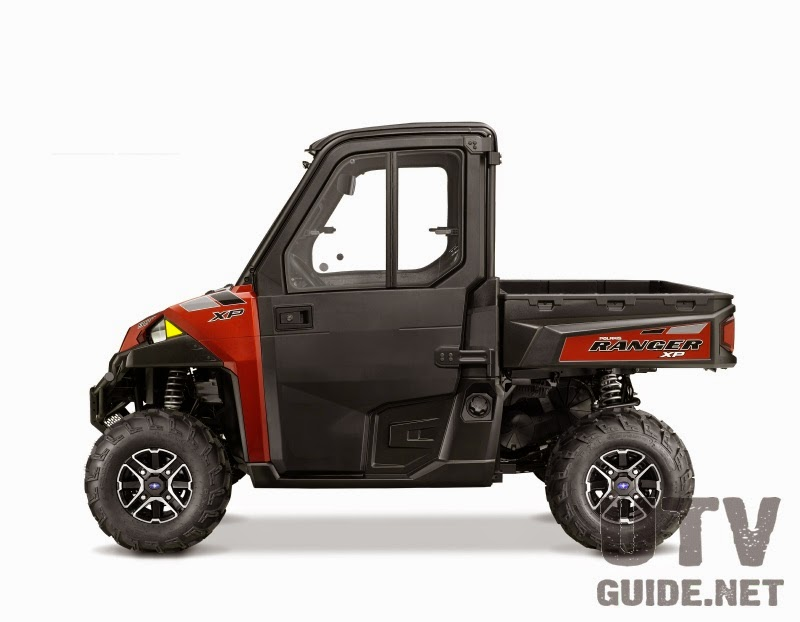 2015 Polaris Ranger XP EPS NorthStar Edition