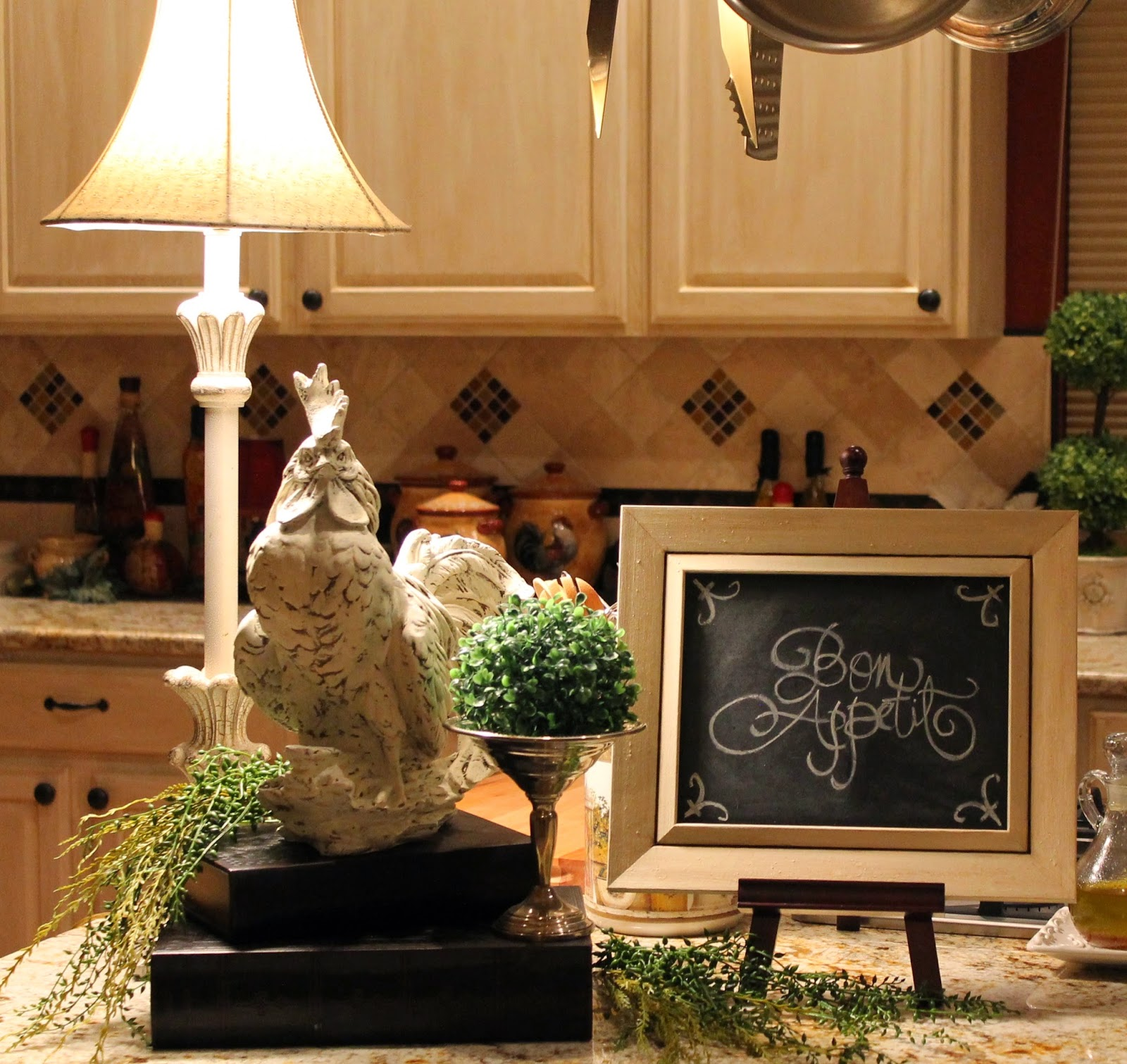 Southern seazons top 5 posts of 2015 for Country kitchen decor