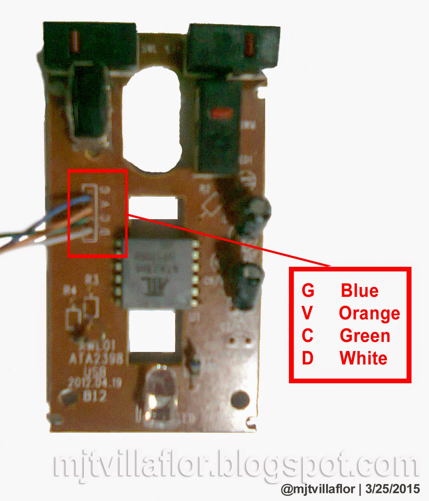 Troubleshooting  Usb Mouse Wiring
