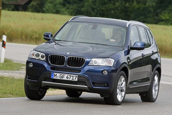BMW renueva la gama del X3 para toda Europa